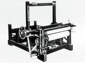 大正時代の織機
